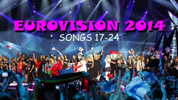 Eurovision 2014 17-24