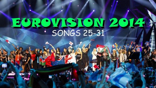 Eurovision 2014 25-31