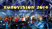 Eurovisiosn 2014 1-8