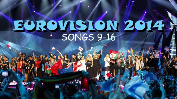 Eurovisiosn 2014 9-16